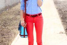 Outfit Ideas / by Ashlyn Gathman