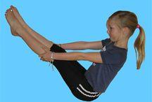 Kids Fitness/Ideas / by Hayley Kessel