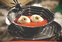 Receta de Ojos en sangre -Mozzarella en salsa de tomate-