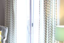 Window Treatments / by Jill Seidner