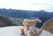 Herbstwandern / Hike Gipfel Berg Allgäu