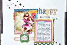 My Scrapbooking / My pages