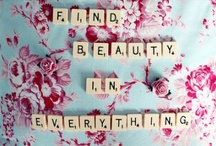 Beauty Quotes to live by<3 / Think pretty and positive.  / by Tweezerman