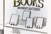HUMOR / Chistes sobre libros y lecturas.