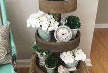 Rustic Touches for Decor