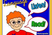 CLASSROOM LANGUAGE - NEW PACK