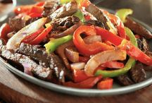 South of the Border Recipes