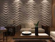 3 D Wanddekore / Natürliche Wandbeläge in 3 D. Diese Paneele, sind ein reines Naturprodukt, welches aus recycelbaren Rohstoffen wie Bambusfaser und Zuckerrohr hergestellt wird. Einsetzbar in fast allen Bereichen, und mit der richtigen Beleuchtung ein toller Eyecatcher. http://www.borsch-info.de/ Weitere Designs finden Sie auf unserem Blog:  https://malerbetriebborsch.wordpress.com/2015/02/06/auf-der-heimtextil-2015-haben-wir-faszinierende-designideen-entdeckt/