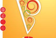 Logo + menu
