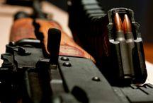Firearms / by Hiroshi Neya