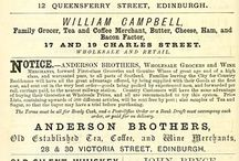 GEORGE DONALDSON & SONS - First owners of Barony House