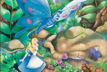 Cartoon_Alice in Wonderland