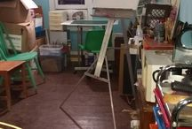Instagram https://www.instagram.com/p/BRYnNJCjifX/ March 08, 2017 at 11:54AM #redecorating #spaces Redoing Alicia's @aa_marshall_arts #artstudio