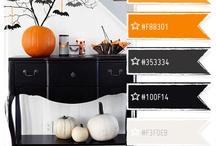 Halloween board / by Kari Hayes