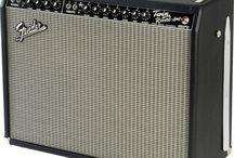 Di Salvatore Fender Ampli Guitar / Vasta scelta di amplificatori per chitarra