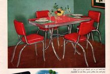 retro dinettes / by Lenore Kuipers