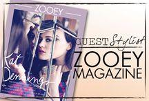 Gracie B. + Zooey Magazine