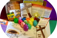 Cross Boxes / Bible Stories & Activities Mailed to a Child