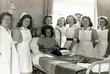 Enfermera 1940