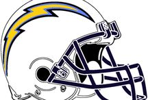 Charger nation / by Jackie Kelly