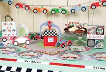 Cumpleaños coches