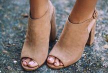 open toe bootie