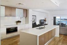 Kitchen Timber Look Flooring Ideas