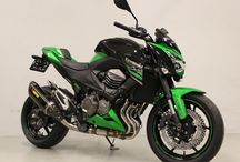 Kawasaki Z 800 ABS Performance 2015 / Z 800 ABS               € 9699.- Performance Pack   € 699.-