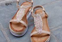 SONIA 22€ || Γυναικεία Flat Πέδιλα