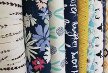 Canvas ✽ / AGF Canvas is our newest substrate and it's 100% premium cotton. Great for garments, upholstery, fashion accessories and home decor. / by Art Gallery Fabrics