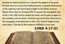 Gospel According to Luke / Bible Verses from the Gospel According to Luke