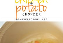 soups and crockpot meals