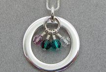 style/jewelry / by Heather Kerrick