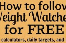 Weight Watchers / Weight watcher meals / by Marilyn Merola