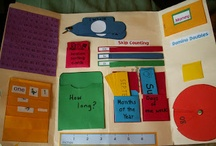 File Folders & Lapbooks / Resources for creating file folder games and lapbooks.