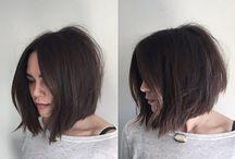Włosy ścinanie