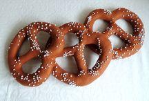 felt foods - pretzels
