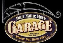 Garage Stuff / by Alan Ward