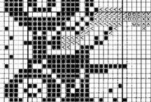strikkemønster