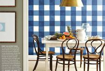 Dining Spaces / by Shelley Calhoun