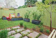 Project Backyard  / by Scarlet Elaina