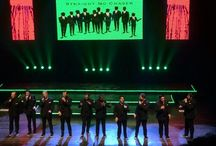 A CAPPELLA Straight No Chaser / I love these @SNCmusic boys.