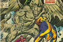 Avengers Vintage
