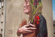 Street Art / by OLDSKULL