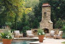 Pool & Outdoor Ideas / by Cheri Smith-Harrison