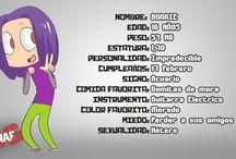 Fichas FNAFHS