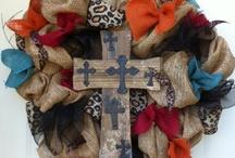 Everyday Wreaths/Door Hangers / by Jill🌹☀️ 🌷Samples