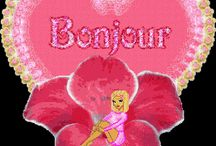M✿Bonjour~Good Morning / #bonjour #hello #hola #ola #hallo #good_morning