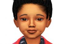 Sims 4 Toddlers Children