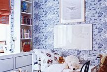 Wonderful Wallpaper / by Anna Dunn